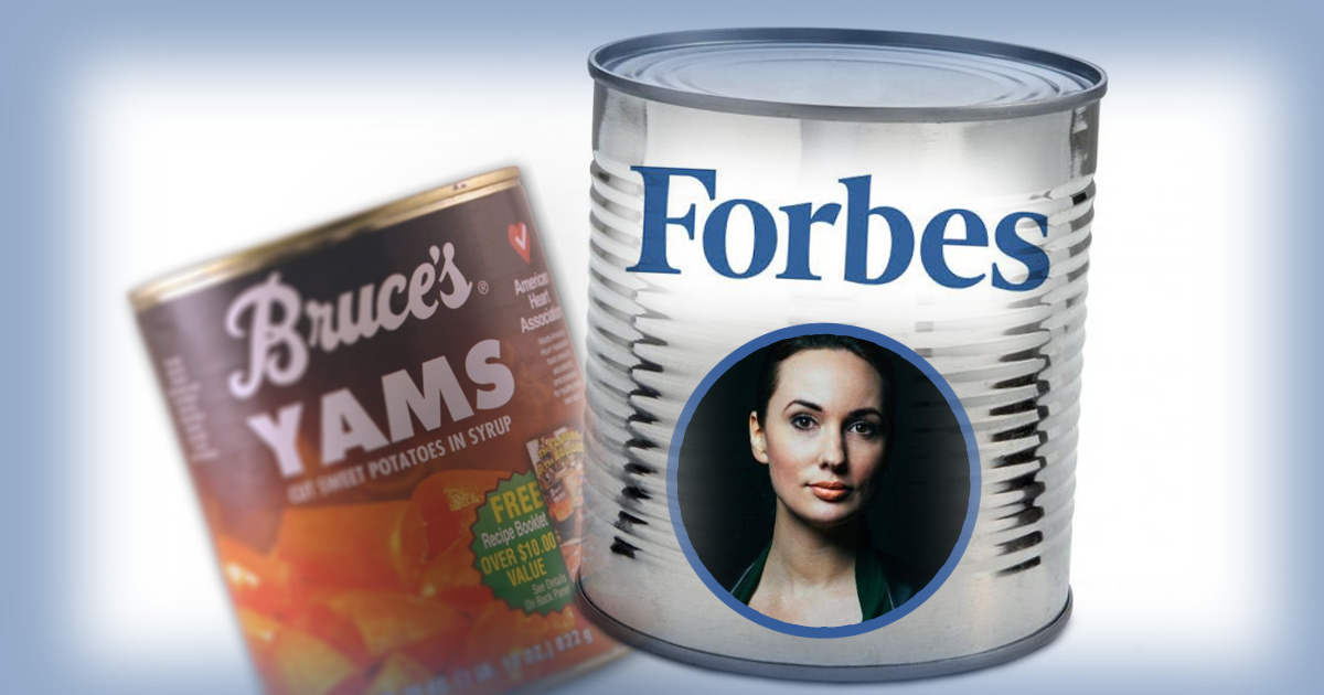 11 – From Bruce's Yams to #2 in Forbes Top 50 Most Influential CMO's on Social Media with Amber Osborne