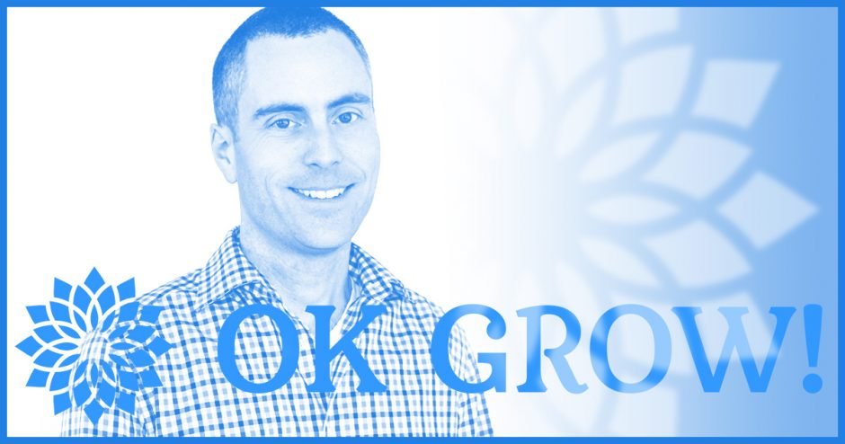 27 – The Path to Success, with Full Stack JavaScript Developer and Founder, of OK GROW!, Paul Dowman