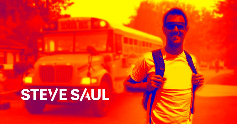 37 – Going Back To School with Product Designer Steve Saul