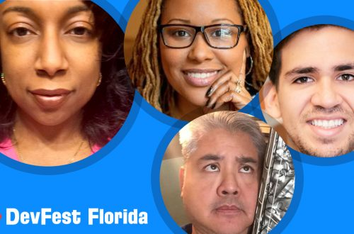 🍊⚡️ Live at DevFest Florida 2017: Part 1