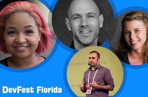 🍊⚡️ Live at DevFest Florida 2017: Part 2