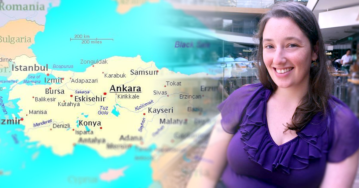 10 – Follow your heart to Istanbul with Emily Zier