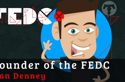 ⚡️ FEDC 2018 – Dan Denney