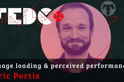 ⚡️ FEDC 2018 – Eric Portis
