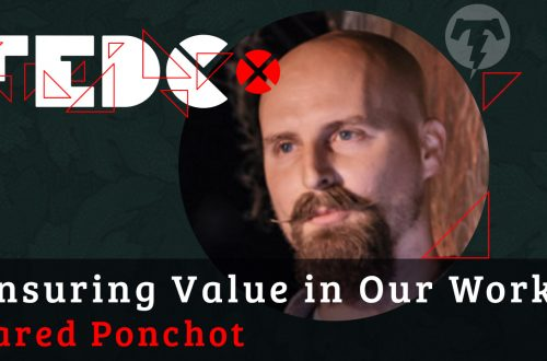 ⚡️ FEDC 2018 – Jared Ponchot