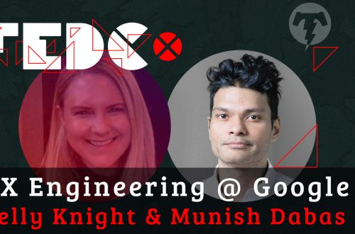 ⚡️ FEDC 2018 – Kelly Knight and Munish Dabas