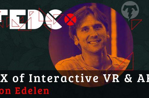 ⚡️ FEDC 2018 – Ron Edelen