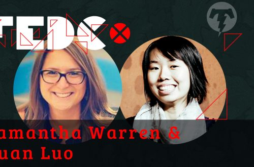 ⚡️ FEDC 2018 – Samantha Warren and Kuan Luo