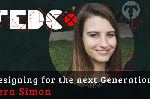⚡️ FEDC 2018 – Tera Simon