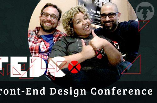 ⚡️ Front-End Design Conference 2018