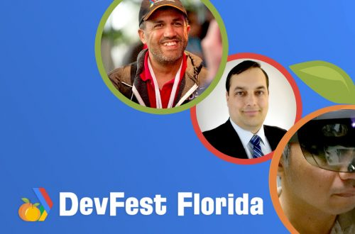 165 – 🍊 Get to know DevFest Florida with Hendrix Tavarez, Michael Prentice, & Michael Rosario