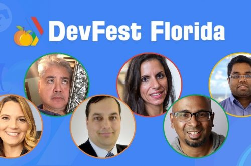 166 – 🍊 DevFest Florida 2019 is Almost Here!