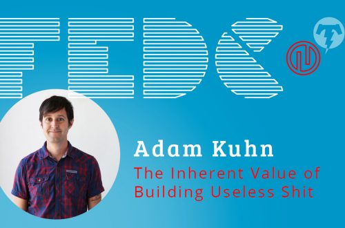 216 – Adam Kuhn 🎙 Front End Design Conference 2019