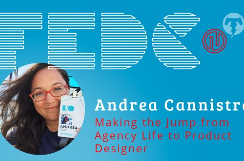 215 – Andrea Cannistra 🎙 Front End Design Conference 2019