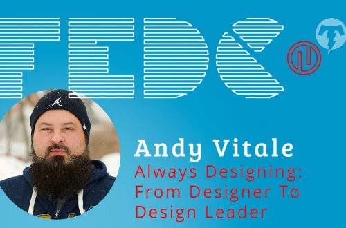 213 – Andy Vitale 🎙 Front End Design Conference 2019