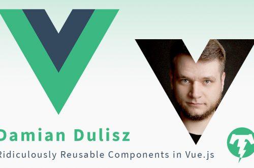196 – Damian Dulisz ⚡️ VueConf US 2019