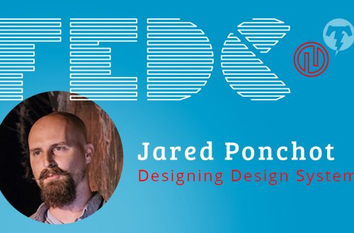 219 – Jared Ponchot 🎙 Front End Design Conference 2019