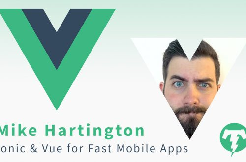 205 – Mike Hartington ⚡️ VueConf US 2019