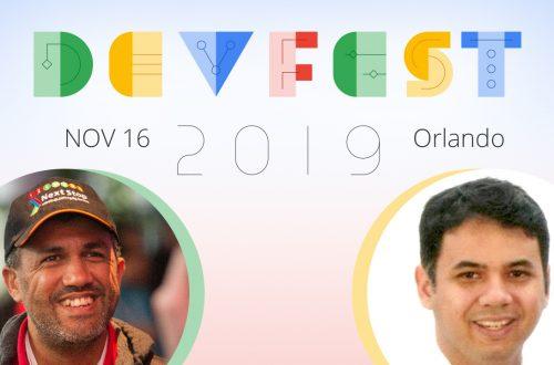 236 – 🍊 DevFest Florida with Hendrix Tavarez & Michael Rosario