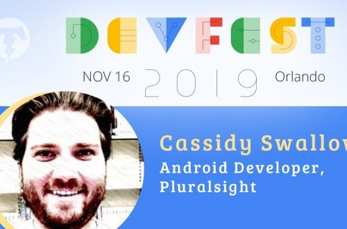 239 – 💻 Cassidy Swallow – DevFest Florida Season 2019