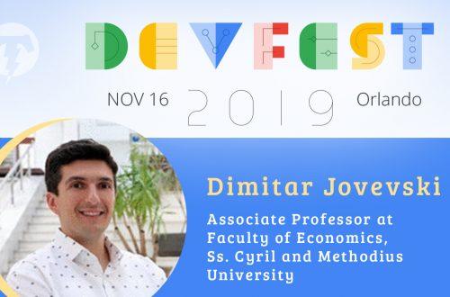 240 – 💻 Dimitar Jovevski – DevFest Florida Season 2019