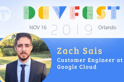 247 – 💻 Zach Sais – DevFest Florida Season 2019