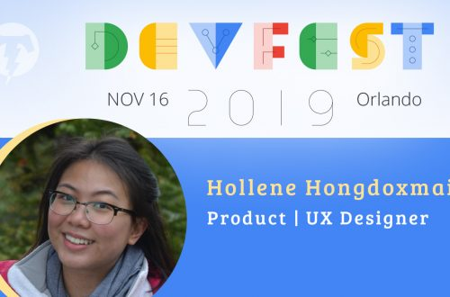 246 – 💻 Hollene Hongdoxmai – DevFest Florida Season 2019