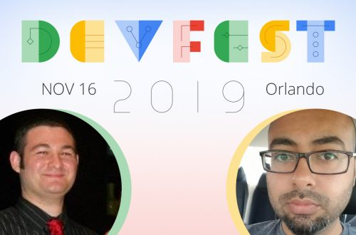 245 – 💻 Lee Warrick & Edwin Otero – DevFest Florida Season 2019