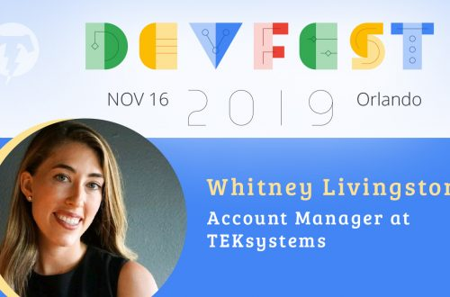 250 – 💻 Whitney Livingston – DevFest Florida Season 2019
