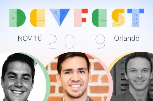 237 – 💻 Rody Davis, David Khourshid, and João Luiz S. Kestering – DevFest Florida Season 2019