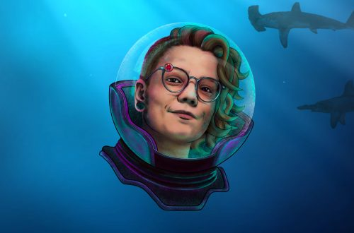 273 – 🦈 The Journey of a Developer, & Aquariums on Mars with Krystal Campioni