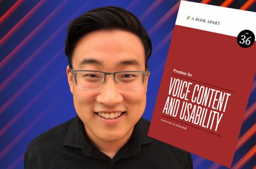 283 – 🔊 Voice Content And Usability with Preston So