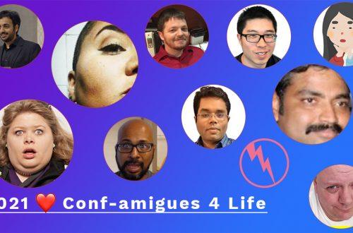 284 – 2021 ❤️ Conf-amigues 4 Life